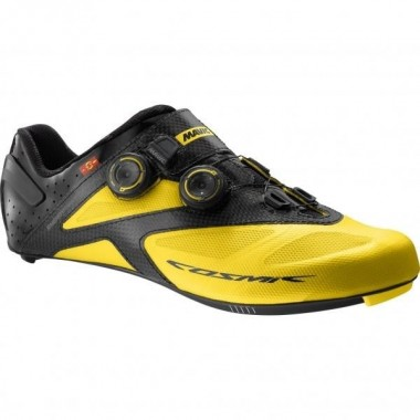 SAPATOS MAVIC COSMIC ULTIMATE AMARELO  T-42