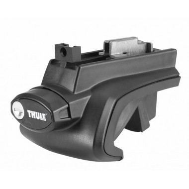 BASE THULE 757 RAPID SYSTEM P/ BARRA LONGITUDINAL 22-55MM