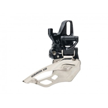 DESVIADOR FRENTE SRAM XO 2X10 HIGH DIRECT MOUNT DUAL PULL