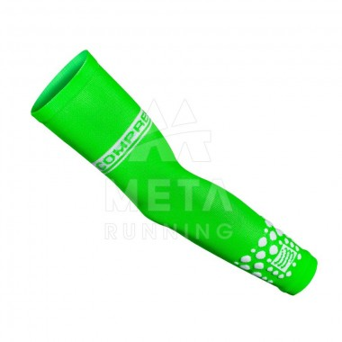 COMPRESSPORT ARMFORCE FLUO VERDE T2