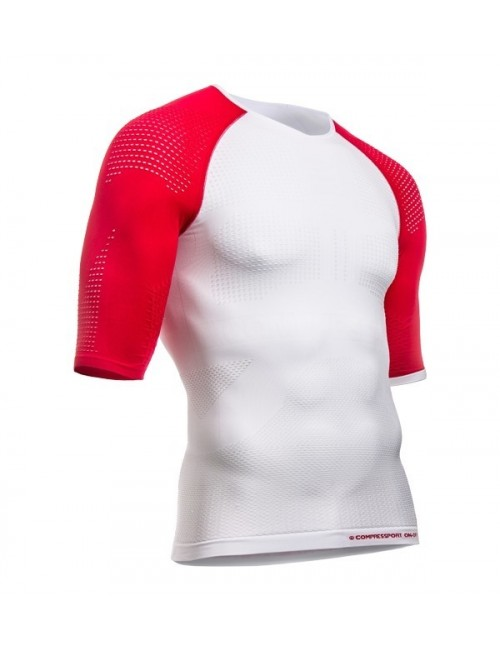 COMPRESSPORT MULTISPORT SHIRT SS T-S