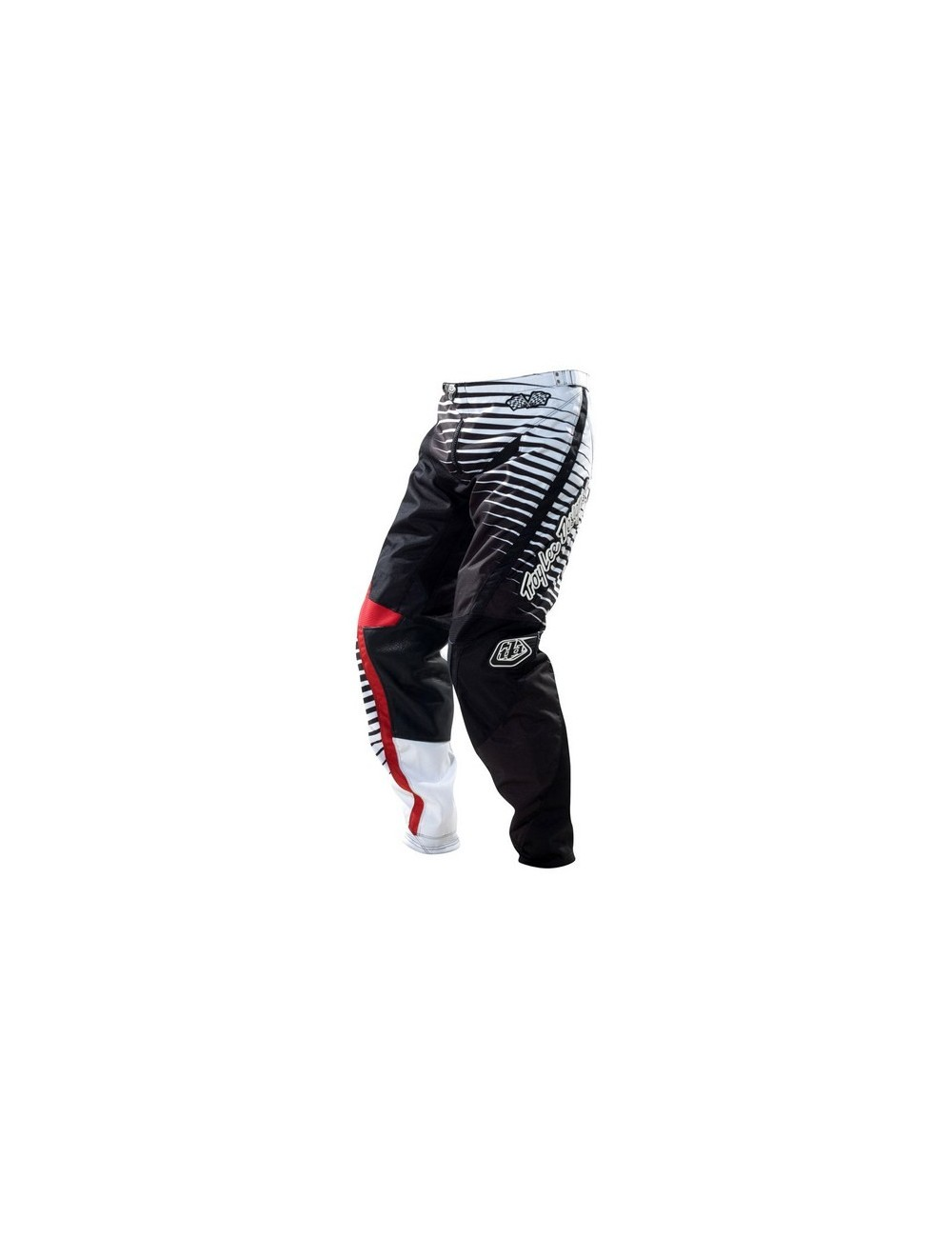 CALÇAS GP PANT VOLTAGE BLACK/WHITE T-36