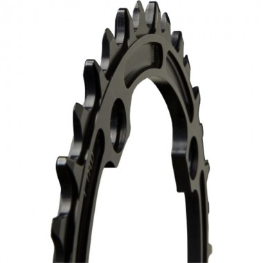 PRATO RACE FACE DH 42D 4X104MM PRETO