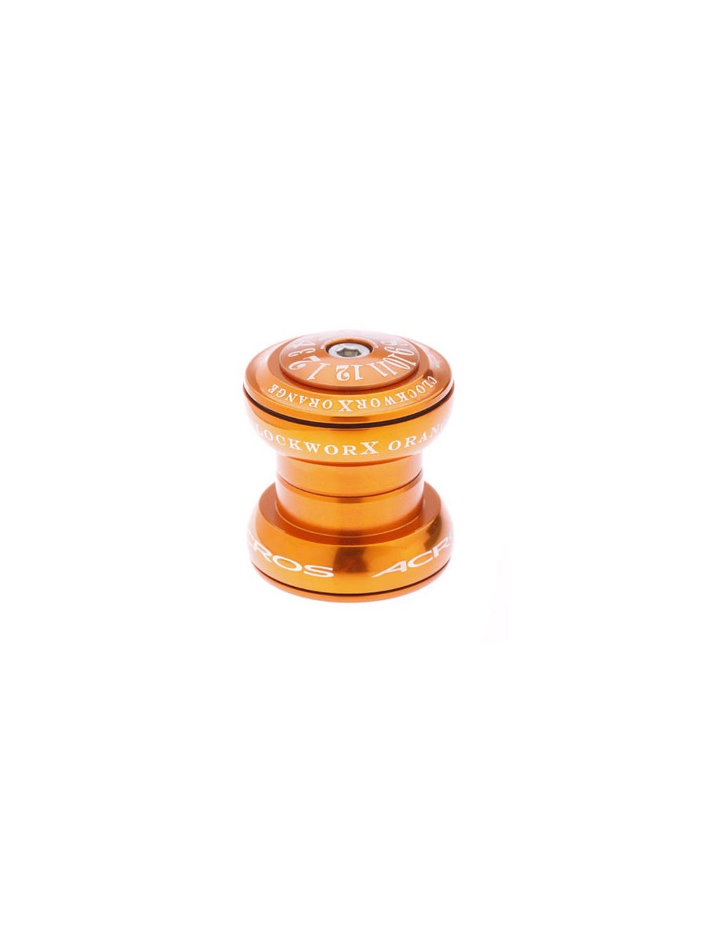 "CAIXA DIRECÇAO AH-06 1 1/8"" CLOCKWORX ORANGE"