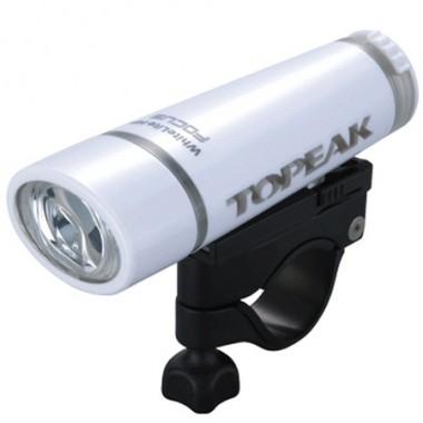 Lanterna Topeak White Lite HP Focus Branco