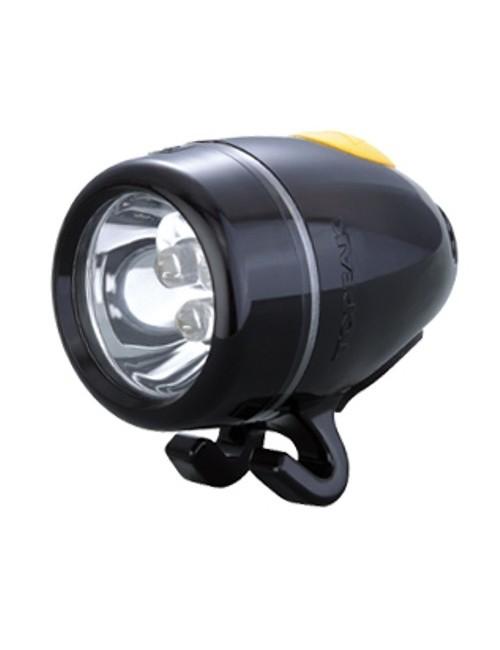 Lanterna Topeak White Lite II Preto
