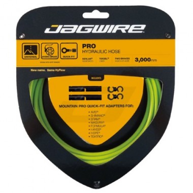 Tubo Hidráulico Jagwire Mtn Pro Verde