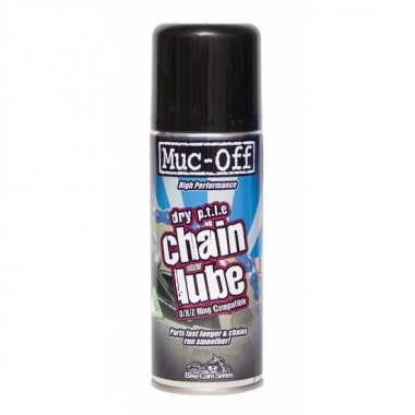 LUBRIFICANTE MUC OFF CORRENTE DRY PTFE 50ML (SPRAY)