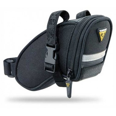 Bolsa Selim Topeak Aero Wedge Pack Micro Velcro