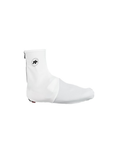 ASSOS THERMOBOOTIE UNO S7 BRANCO PANTHER