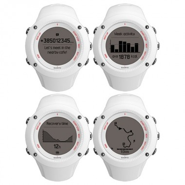 SUUNTO AMBIT 3 RUN BRANCO (HR)