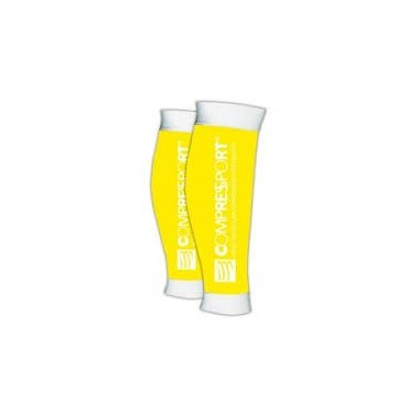 COMPRESSPORT R2 - T3 AMARELO FLUORESCENTE