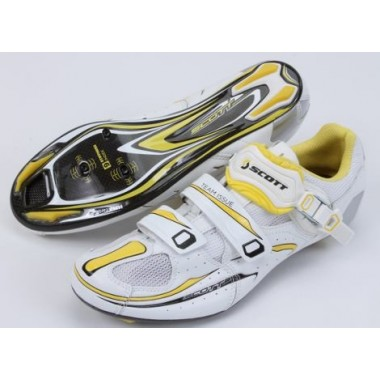 SAPATOs SCOTT ROAD TEAM ISSUE BRANCO/AMARELO T- 43