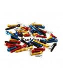 PARAFUSO CARBON TI ERGAL M5X14 1.1GR