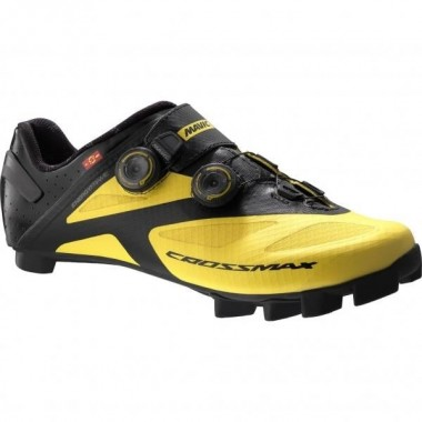 SAPATOS MAVIC CROSSMAX SL ULTIMATE  AMARELO