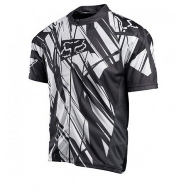 CAMISOLA FOX RACE PERFORMANCE PRETO T-L
