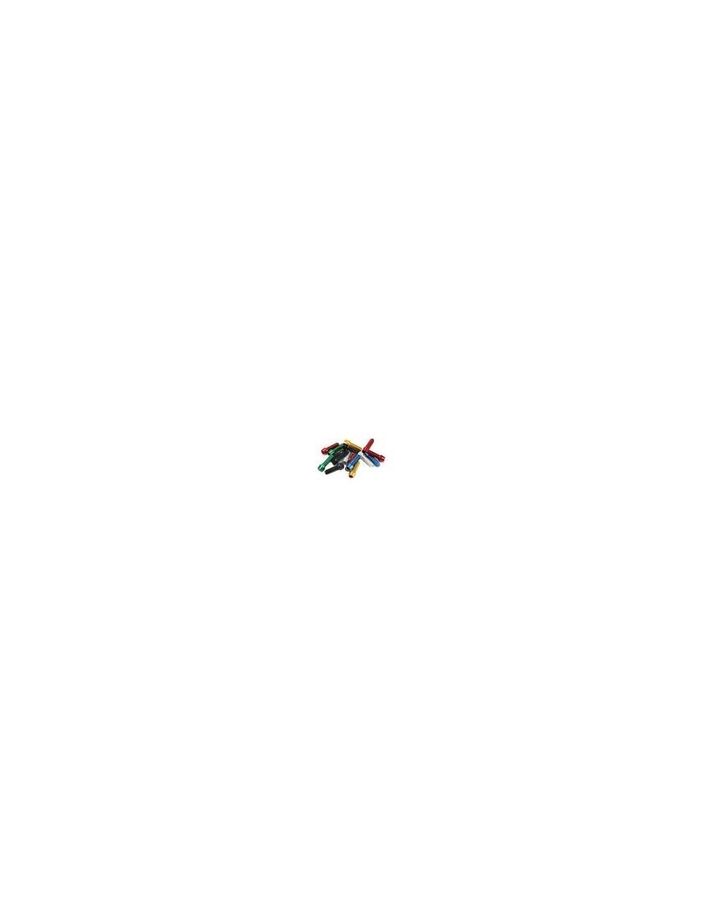 PARAFUSO X-LIMIT AL7075-T6 M4X15 VERDE