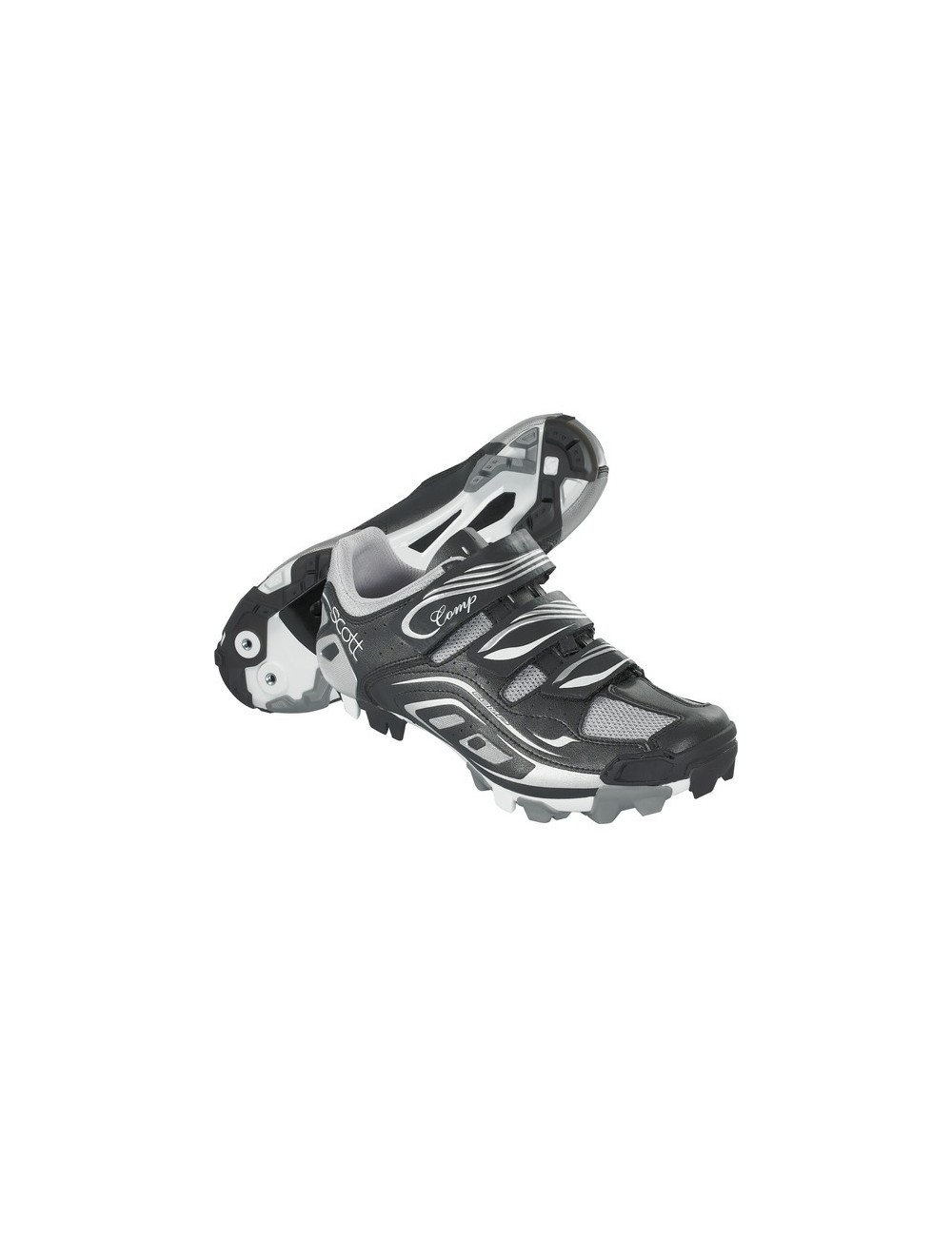 SAPATOS SCOTT MTB COMP LADY PRETO T-36
