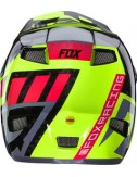 CAPACETE FOX RAMPAGE PRO CARBON (GRY)