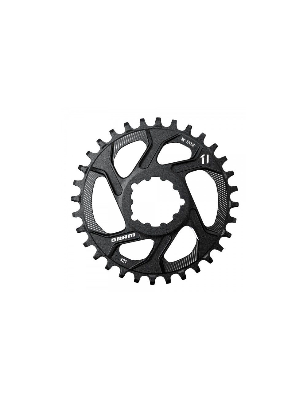 RODA PEDALEIRA SRAM X-SYNC 32D DIRECT MOUNT 6 OFFSET 11V
