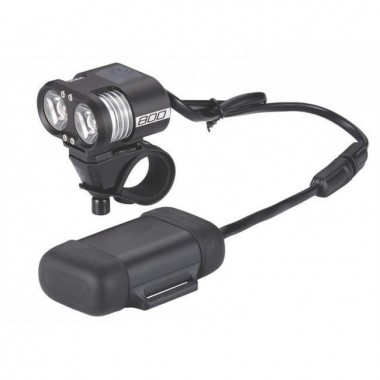 LUZ BBB SCOPE 800L PRETO