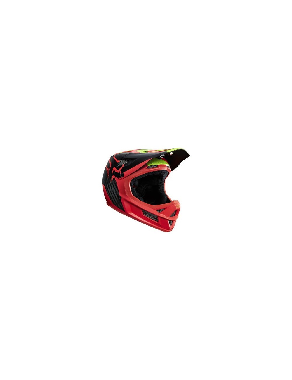 CAPACETE FOX RAMPAGE PRO CARBON (RED) T-M