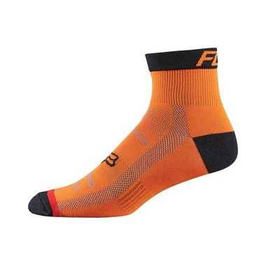 MEIAS FOX TRAIL SOCK 4""