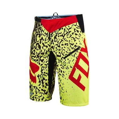 DEMO CAUZ DH SHORT  (FLO YLW)