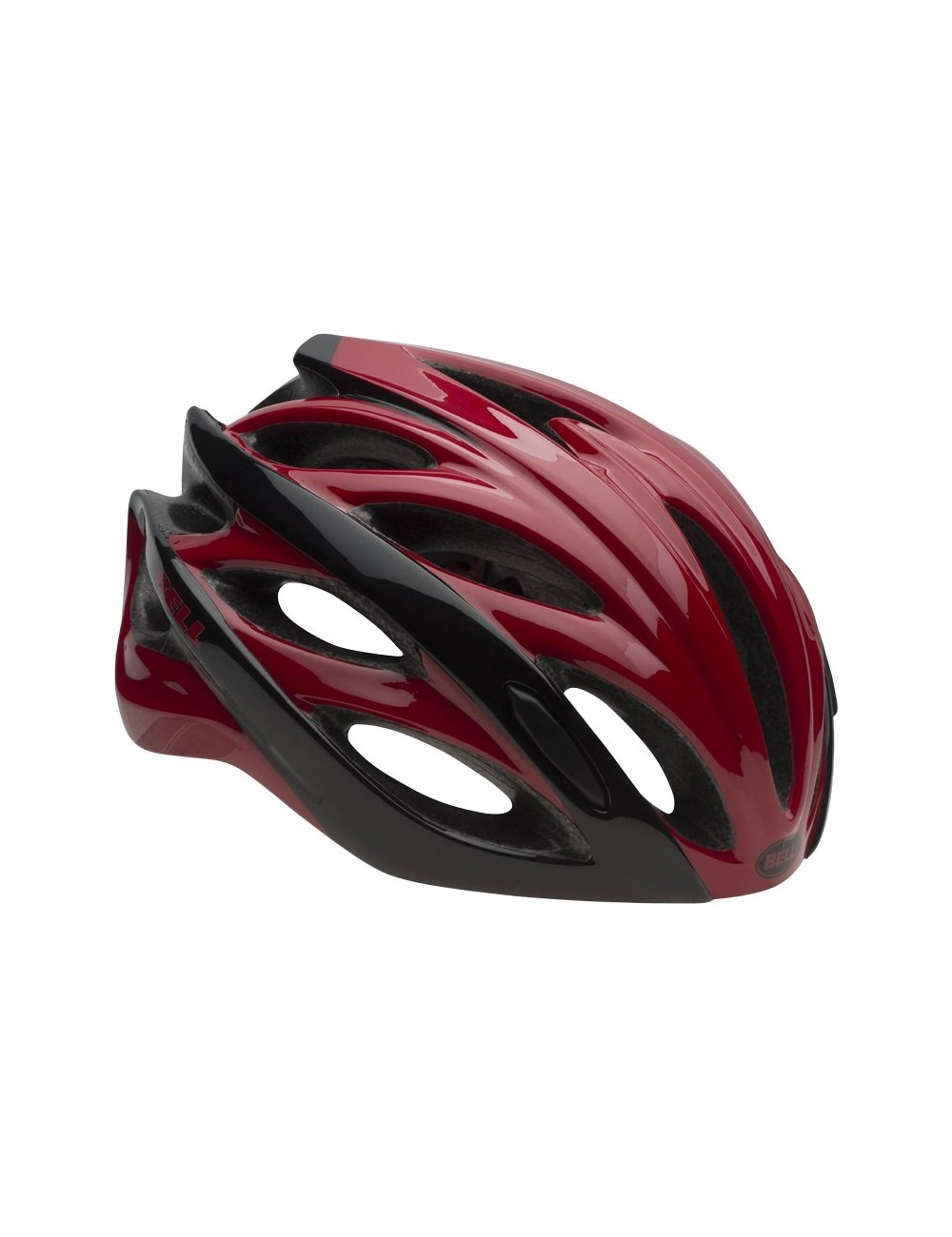 CAPACETE BELL OVERDRIVE 2016 RED/BLACK HYPERDRIVE M