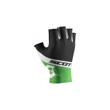 LUVAS SCOTT RC TEAM S/DEDOS BLK/GREEN