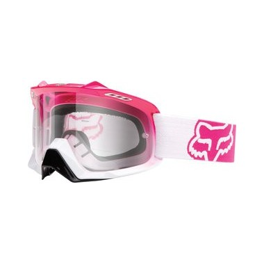 GOGGLES FOX AIR SPC ROSA/BRANCO