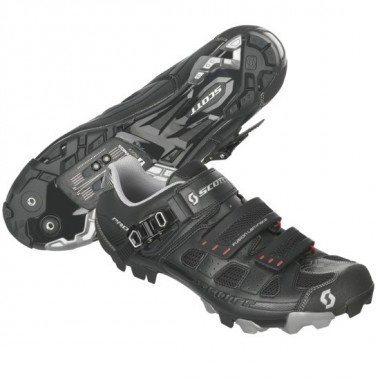 SAPATOS SCOTT MTB PRO PRETO
