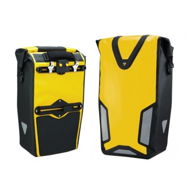 ALFORGE LATERAL DRY BAG DX AMARELO