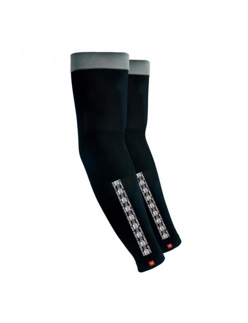 MANGUITOS COMPRESSPORT PRORACING ARMSLEEVE- T3 PRETO