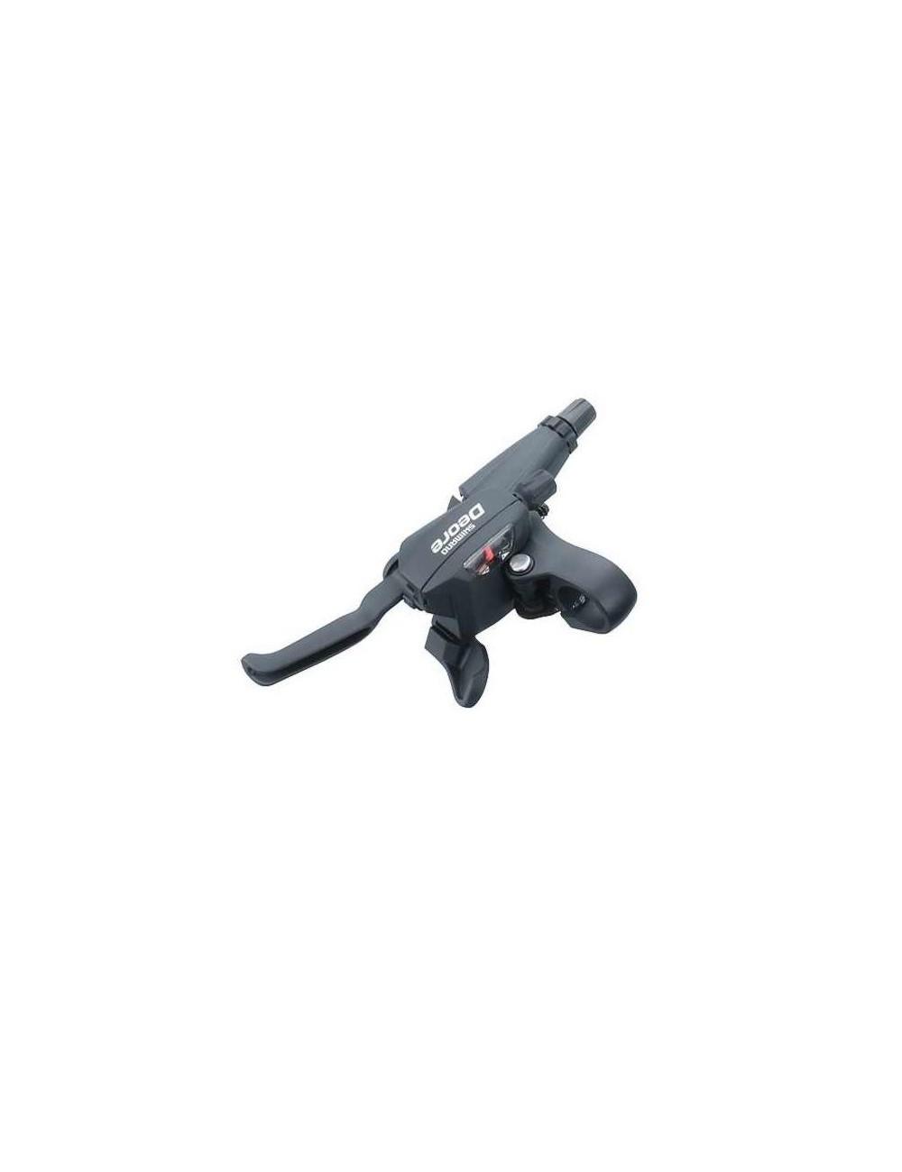 MANETE ESQ. DUAL CONTROL DEORE-BRAKE KSTM530LBL