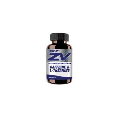 ZV CAFFAEINE+L-THEANINE 100 CAPS