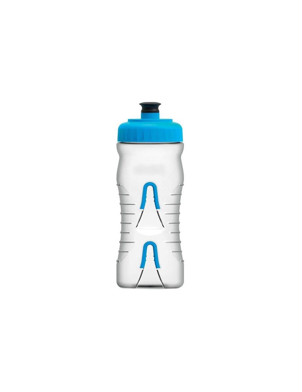 BIDON FABRIC CLEAR BLUE/CAP 0.65L