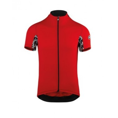 JERSEY ASSOS SS MILLE GT NATIONAL RED