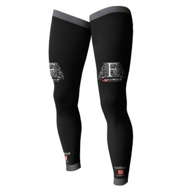 COMPRESSPORT FULL LEG - T3+ PRETO