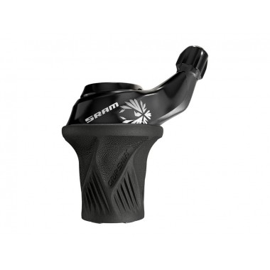 GRIP SHIFT SRAM GX EAGLE 12V TRAS PRETO