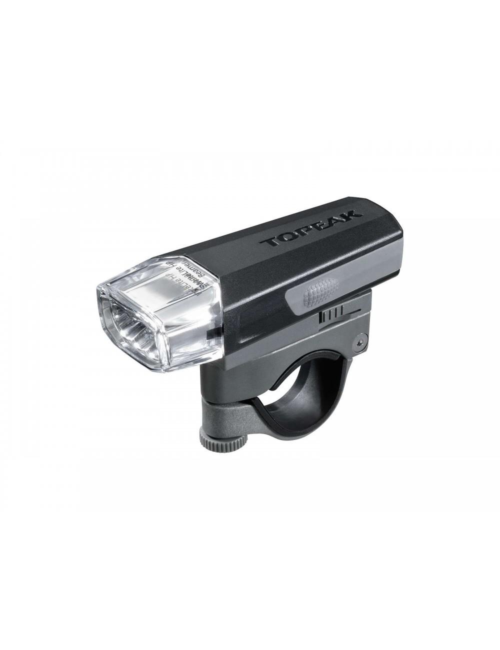 Lanterna Topeak White Lite HP Beamer Preto