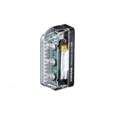 LANTERNA WHITE LITE AERO USB