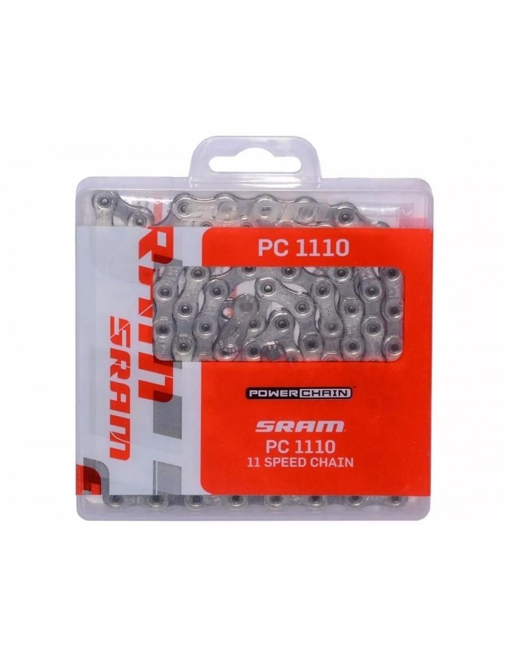 CORRENTE SRAM PC 1110 114 ELOS POWERLOCK 11V   2017