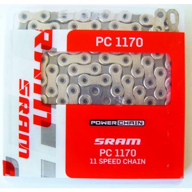 CORRENTE SRAM PC1170 11V. 114 ELOS    2017