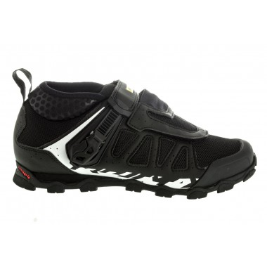 SAPATOS MAVIC CROSSMAX XL PRO PRETO/BRANCO