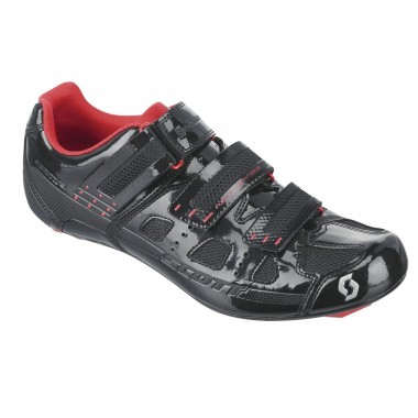 SAPATOS SCOTT ROAD COMP PRETO T- 41