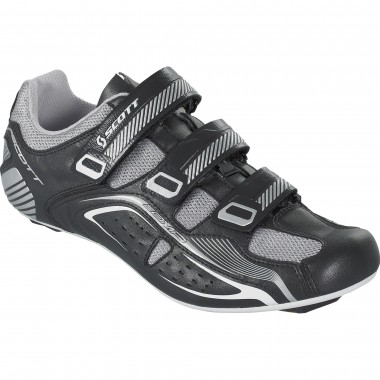 SAPATOS SCOTT ROAD COMP PRETO T-42