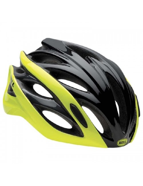 CAPACETE BELL OVERDRIVE AMARELO NEON T- M