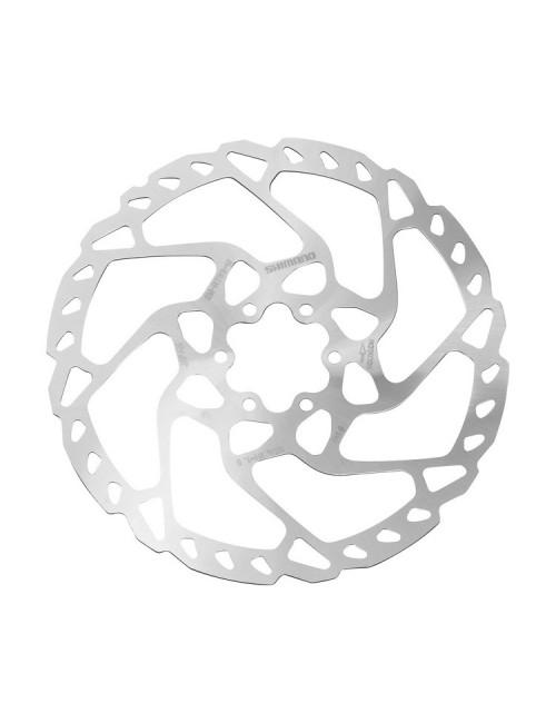 DISCO TRAVAO HIDRAULICO SLX 160MM 6 PARAFUSOS - 2017