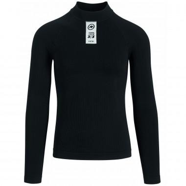 BASE LAYER ASSOS SKINFOIL LS INVERNO BLACKSERIES